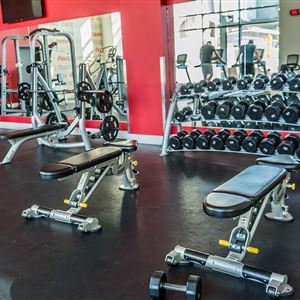 thumbnail: Fitness Facility